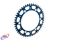 YAMAHA YZ 125 1988-1998 YZ 250 1980-1998 AS3 7075 ALUMINIUM REAR SPROCKET 49T