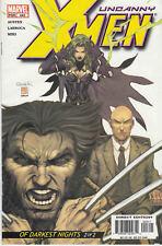C193 Uncanny X-men (no 544) Dec 2011 Marvel Comics The Final Issue