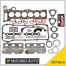 Fit 01-06 BMW 325i 530i X3 X5 Z4 2.5 3.0 DOHC 256S4 256S5 M54 Head Gasket Set