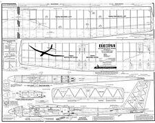 Carl Goldberg Electra 2x size one off order