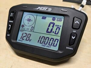GPS Tech Speedometer Motorbike Trail Mx Kawasaki/Suzuki/Yamaha Motocross