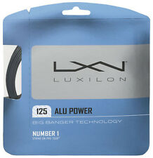 LUXILON ALU POWER 125 (16L) Big Banger - Stringing for new racquet purchase