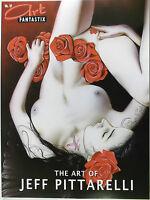 Erotik Artbook Art Fantastix # 17 Softcover The Art of Jeff Pittarelli