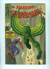 THE AMAZING SPIDERMAN 48 (1966) STAN LEE JOHN ROMITA THE VULTURE MOVIE