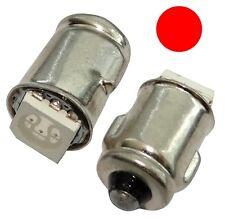 2x ampoule 24V BA7S 1LED SMD lumière rouge