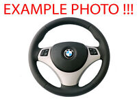 BMW 1 3 E81 E82 E87 E88 E90 E91 E92 E93 Neuf Cuir M-SPORT Aspect Direction Roues