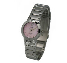 -Casio LTP1191A-4A1 Ladies' Metal Fashion Watch Brand New & 100% Authentic