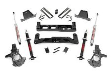 "Chevy GMC 1500 Pickup 7.5"" Suspension Lift Kit w/ LIFTED STRUTS 2007-2013 2WD"
