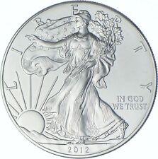 Better Date 2012 American Silver Eagle 1 Troy Oz .999 Fine Silver *196