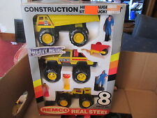 Remco Real Steel Construction Set COMPLETE NEW in box