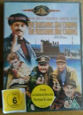 Die Russen kommen, Carl Reiner, Eva marie Saint- The Russians are coming DVD