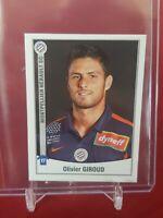 Olivier Giroud Montpelier France Foot 2011 Rookie 2nd Season Panini Sticker