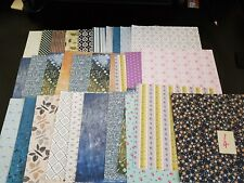 30 8x8 Cardstock sheets 4