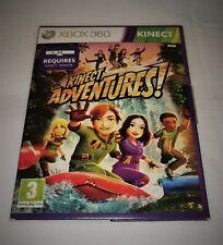 Xbox 360 Spiel Kinect Adventures Pal PEGI 3 Region 2