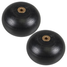 2pk Oem Spec Deck Roller Wheels Scag Turf Tiger Zero Turn Lawn Mowers