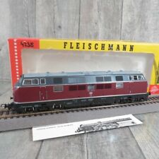 FLEISCHMANN 4235 - HO - DB - Diesellok 221 131-6 - analog - OVP - #P33232