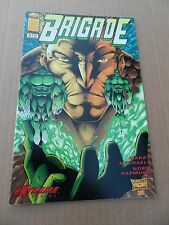 Brigade (vol 2)  5 . Image 1993 . VF