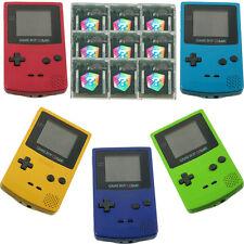 Gameboy Color Nintendo Game Boy TOP Zustand mit 9 Gratisspiele freie Farbwahl