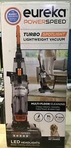 Eureka Power Speed Turbo Spotlight Bagless Upright Vacuum Cleaner Pet Tool - NEW
