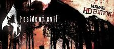 Resident Evil 4 PC Steam Code Key NEW Download Game Fast Region Free