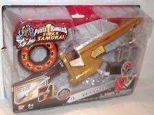✰ HOT HOT ✰  Power Rangers Samurai SPIN SWORD  ✰✰  NEW clamshell