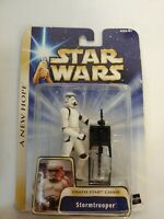Star WarsNew Hope Death Star Chase Stormtrooper -Action Figure 2004