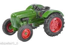 Allgaier Tractor Estándar Art Núm 452619600, Schuco H0 Tractor 1:87