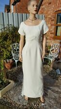 Stevie Gowns Ivory Wedding Dress Bridal Mother Bride Evening Cruise Ball Prom 12