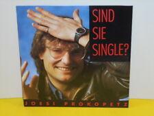 """SINGLE 7"""" - JOESI PROKOPETZ - SIND SIE SINGLE - SO WEIT WEG"""