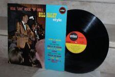 bill haley - réal live rock'n roll (EMBER EMB3386) 1967 lp