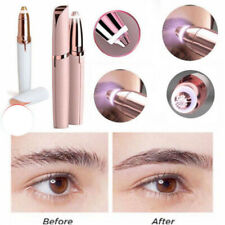 Touch Painless Women Shaver Electric Eyebrow Hair Electric Removal  Epilator US