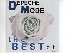 CD DEPECHE MODEthe best of - volume 1EX  (BA2668)