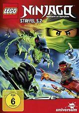 LEGO NINJAGO STAFFEL 5.2  DVD NEU