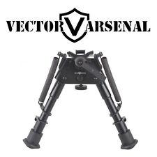 "Vector Optics Tactical 6""- 9"" Swivels Style Rifle Bipod Picatinny Bipod Adapter"