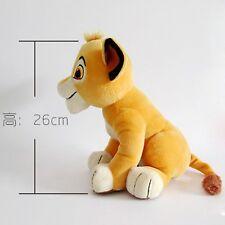 Kids Lion King Simba Stuffed Toy Animal Plush Home Play Disney Movie Doll New
