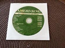 JOURNEY KARAOKE GREATEST HITS CDG CD+G AMS-4005 ($19.99) b1