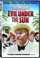 Evil Under the Sun [WS] DVD Region 1 WS