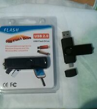 1TB USB OTG Micro USB Flash Drive Memory Stick 4 Android/Smart/Phone/Tablet. UK