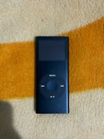 Apple iPod nano 2nd Generation Black (8GB) - Good Condition! Fast Delivery!