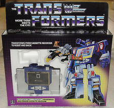 TRANSFORMERS SOUNDWAVE MIB!  G1 VERSION DECEPTICON IN THE USA!