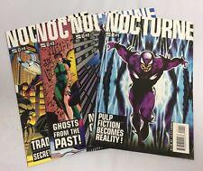 Nocturne # 1 2 3 4 Mini Series Vol 1 Dan Abnett Paul Neary CR420