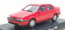 1/64 Kyosho Alfa Romeo 155 RED diecast car model