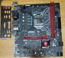 MSI H110M Gaming LGA 1151 Intel H110 HDMI SATA III USB 3.1 Micro ATX Motherboard