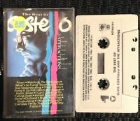 The Best of ELVIS COSTELLO (cassette) tape EXCELLENT rock Watching the Detective