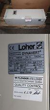 Flender 2L2A-03400-075 Frequnzumrichter   dynavert loher