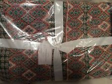 Pottery Barn Full/Queen Harlow Wholecloth Quilt NWT! F/Q Bohemian Christmas