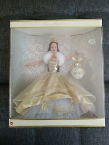 Holiday Teresa Celebration Barbie 2000 Doll