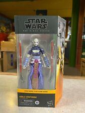 """Star Wars Black Series 6"""" Figure NIP - The Clone Wars ASAJJ VENTRESS #07"""