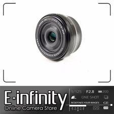 NUEVO Fuji Fujifilm Fujinon XF 27mm f/2.8 Lens (Black)