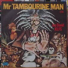 "IAN DAVID JELFS/BEATLES MISTER TAMBOURINE MAN 45t 7"" FRENCH SP ATLANTIC 1977"